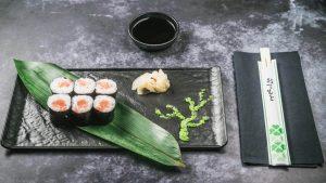 najbolji sushi u zagrebu sake hosomaki