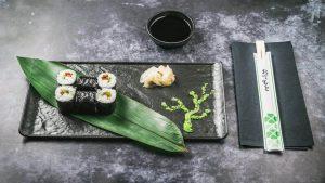 najbolji sushi u zagrebu avokado hosomaki
