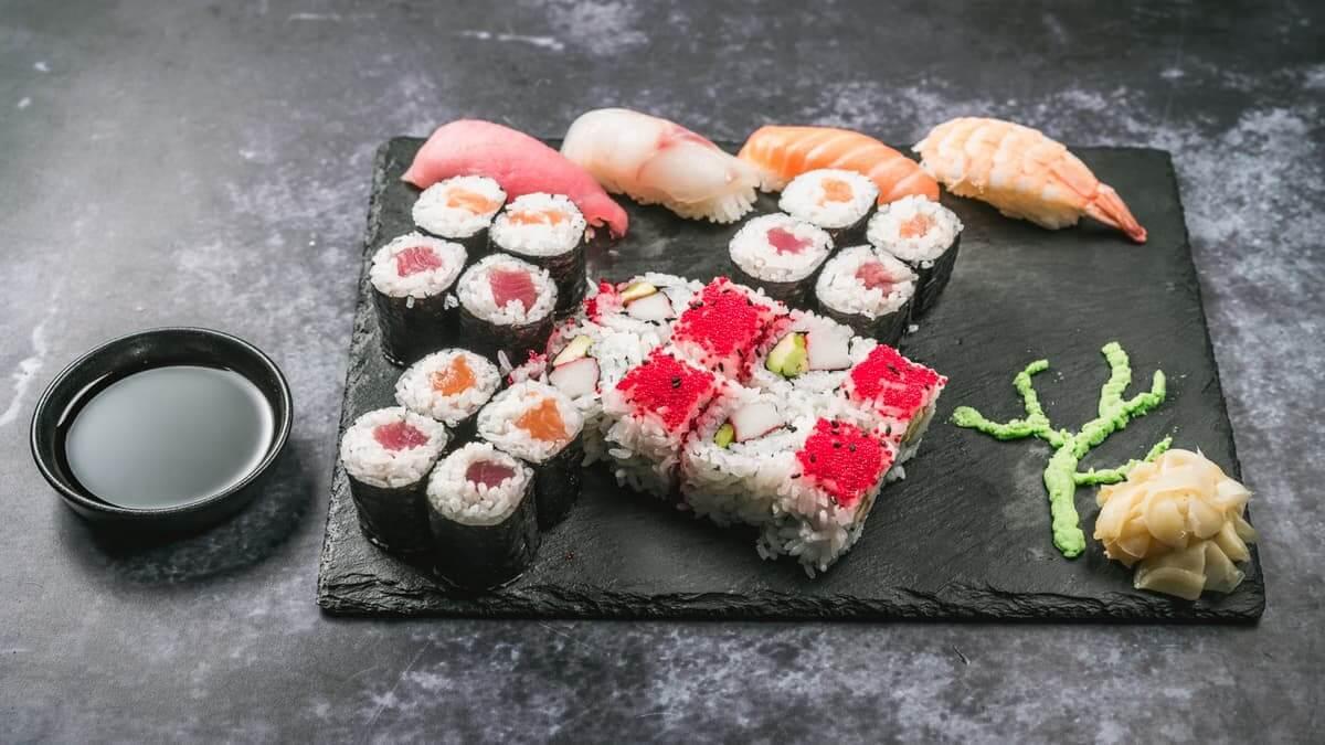 najbolji sushi u zagrebu Hugo's box