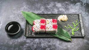 najbolji sushi u zagrebu california roll