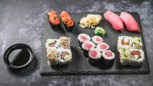 najbolji sushi u zagrebu tekka box