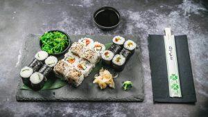 najbolji sushi u zagrebu vege box